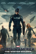 Captain America The Winter Solder movie poster