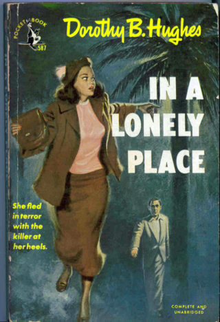 In a Lonely Place book