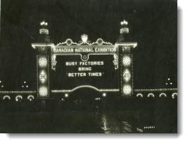 Dufferin Street Gate, 1932