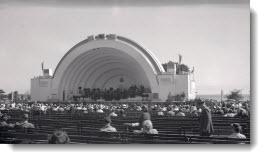 Band Shell, 1952