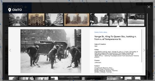 OldTO Website