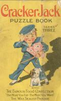 Cracker Jack puzzle book, 1917