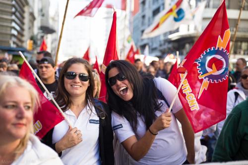 Uruguay Tisa Strike