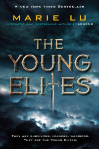 The Young Elites by Marie Lu Cover Image