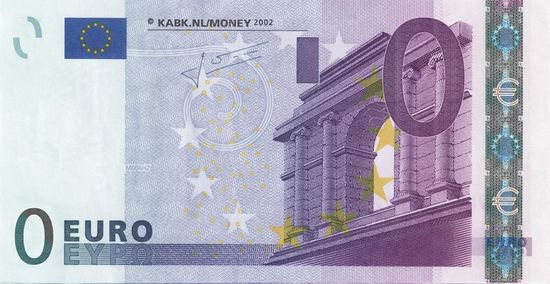 0 €uro de Lars Hulst