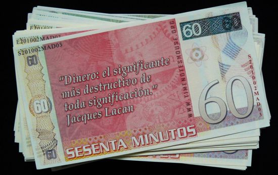 Time Notes Bank de Gustavo Romano