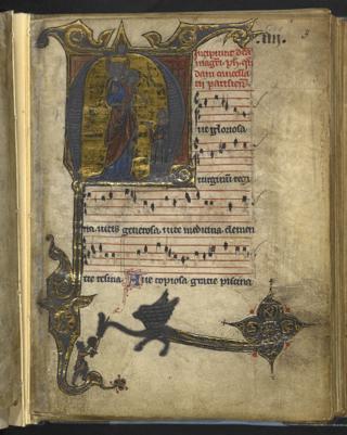 Egerton MS 274, f. 3r