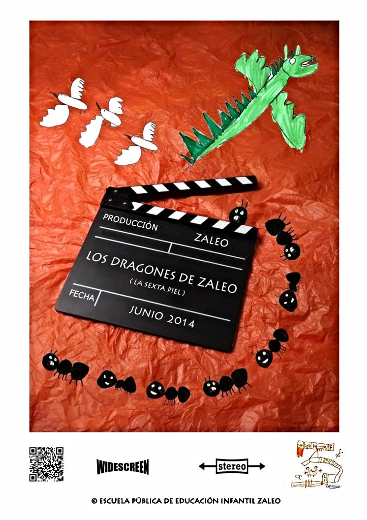 'LOS DRAGONES DE ZALEO' en el Cine Doré