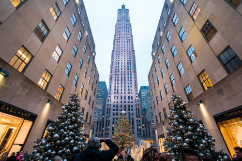 Holiday Attractions in New York City