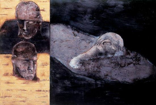 Nadadores-nocturnos-1988.-._Nocturnal-swimmers-1987-1988.