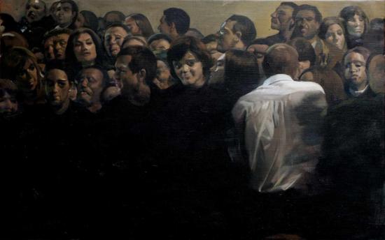 Turba 1. Serie La masa (2005)