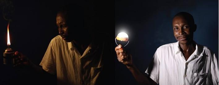 Haiti candle to solar