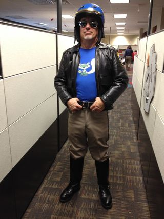 Combine that with the gear of a California Highway Patrol officer (often nicknamed  CHiPs  u2014 as in the 70s cop drama featuring Erik Estrada) . . . and you ...  sc 1 st  Capstone Connect & Fiction Friday: Halloween Costumes Galore! - Capstone Connect
