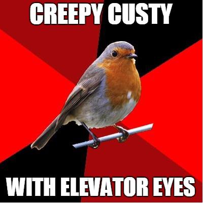 Elevator eyes