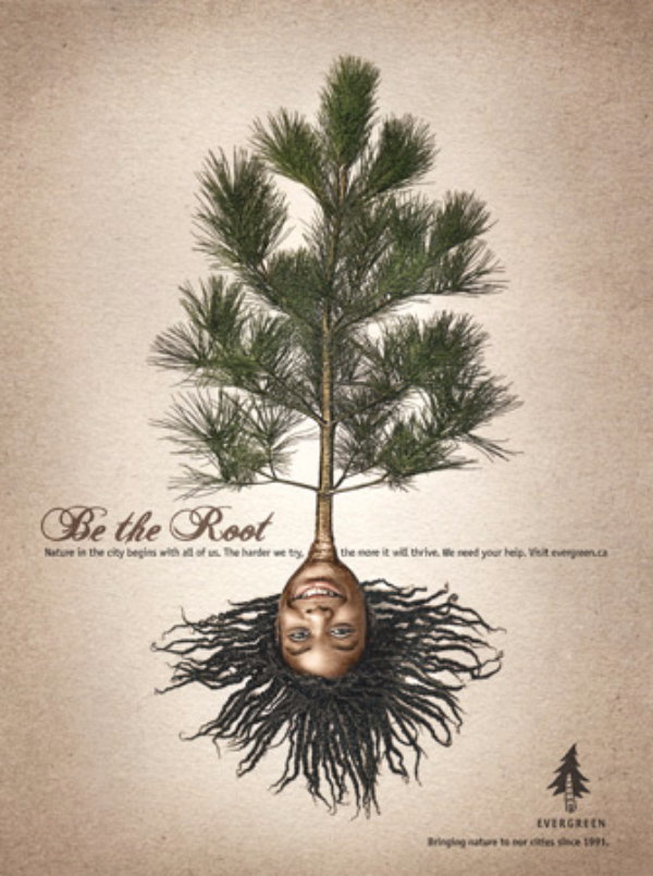 Be-the-root