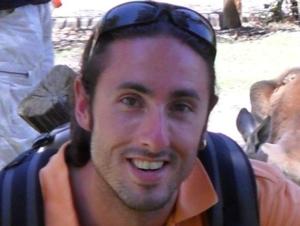 Aitor Díaz firma