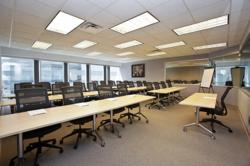 Fieldwork Dallas large focus group room
