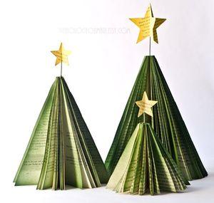 Christmas tree decs