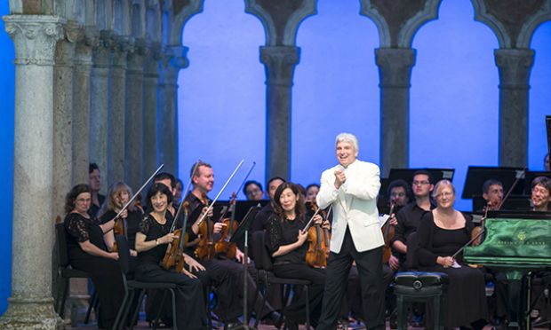 Peter Oundjian at the Venetian Theater