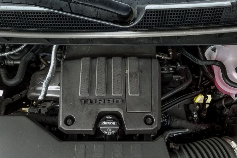 2019 Chevrolet Silverado 1500 2.7-Liter Engine