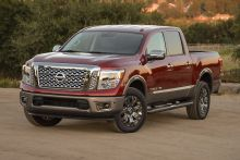 2019 Nissan Titan Platinum Reserve Is Low-Buck Luxe Truck