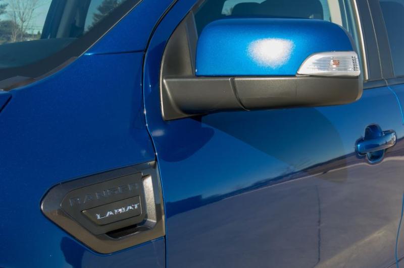 2019 Ford Ranger Lariat Side Mirror