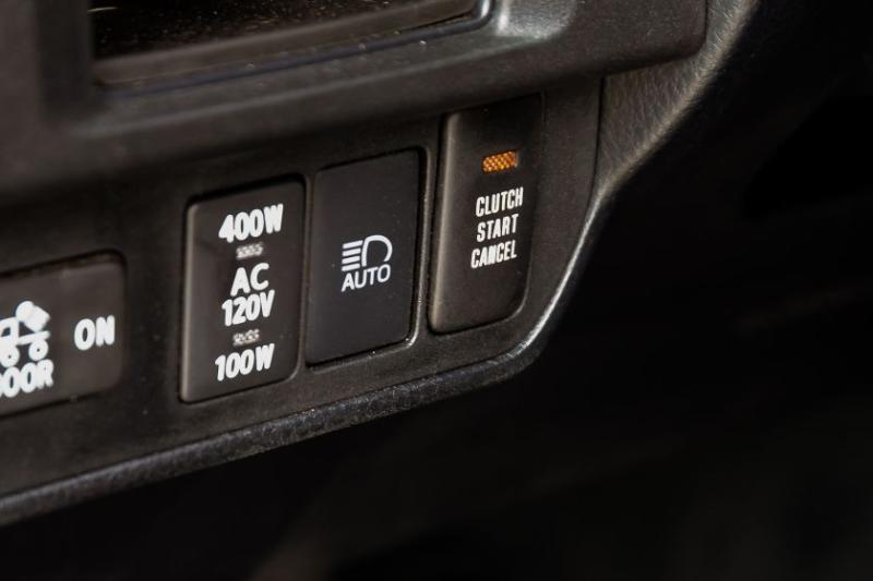 2019 Toyota Tacoma TRD Sport Clutch Start Cancel Switch