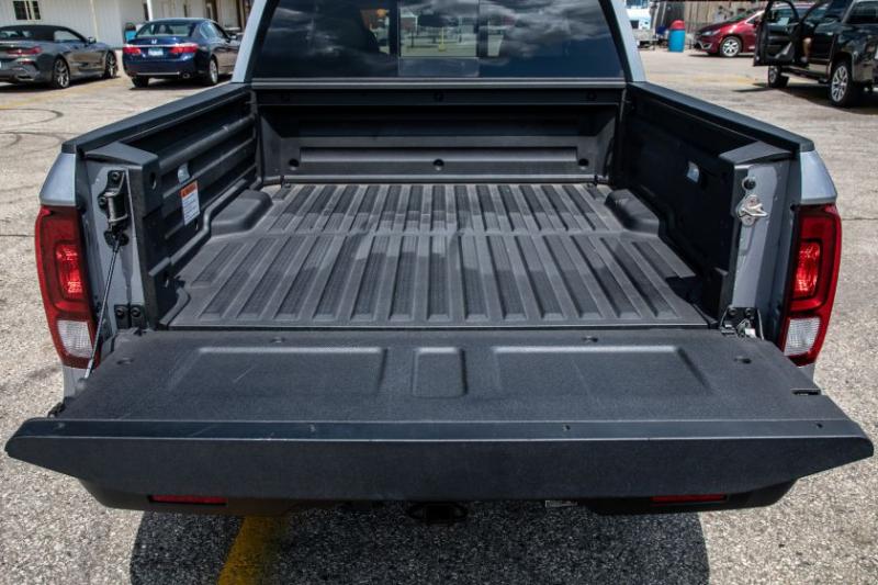 2019 Honda RIdgeline Cargo Box With Tailgate Down