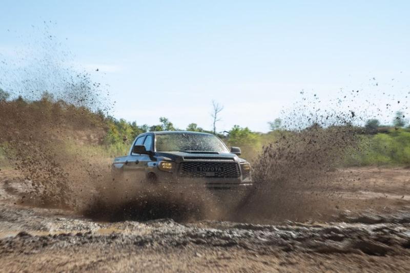 2020 Toyota Tundra TRD Pro In Mud