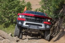 Why the Chevrolet Colorado ZR2 Is Off-Road Capable but Doesn't Beat You Up