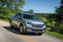 Why the Honda Ridgeline Won Our 2019 Mid-Size Truck Challenge