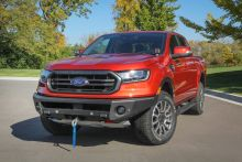In 2020, the Ford Ranger Will Have an Available Winch-Ready Bumper Accessory