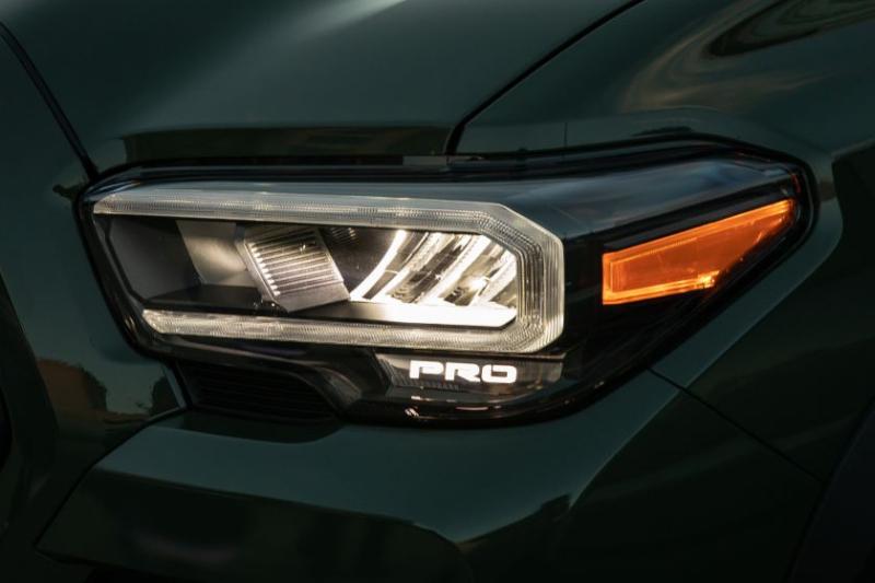 2020 Toyota Tacoma TRD Pro Headlight