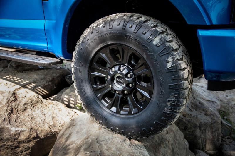 2020 Ford Super Duty F-250 Tremor Off-Road Tire