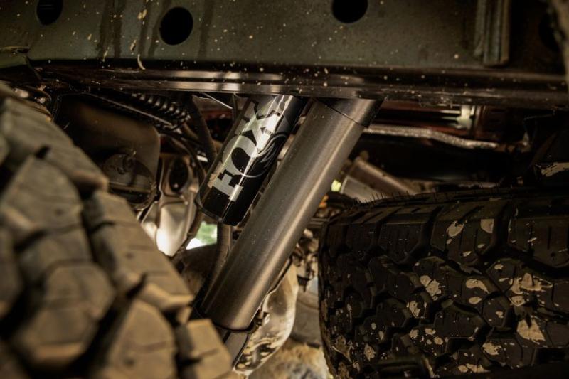 2021 Ford Ranger Tremor Lariat shocks