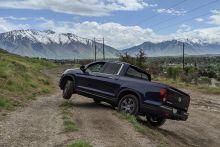 Updated 2020 Honda Ridgeline Goes Off-Roading