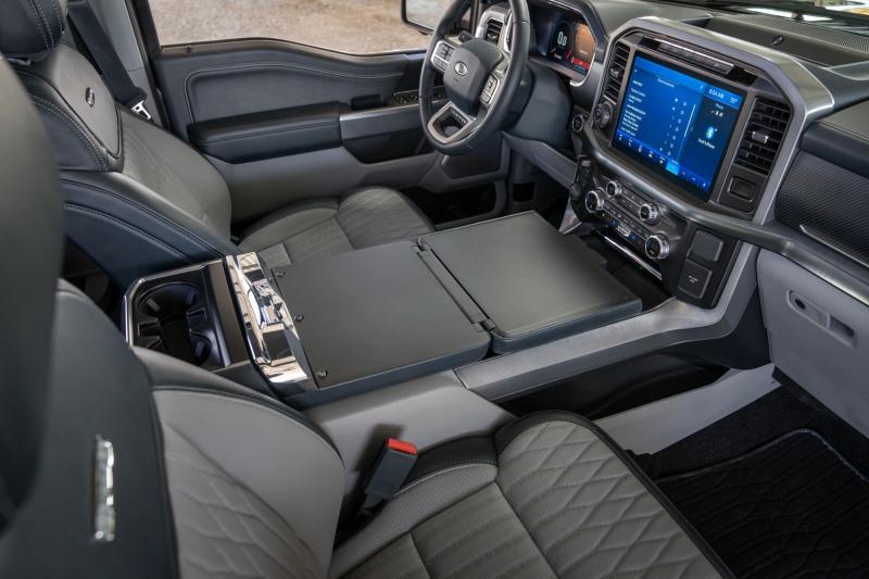 2021 Ford F-150 Reclining Seats