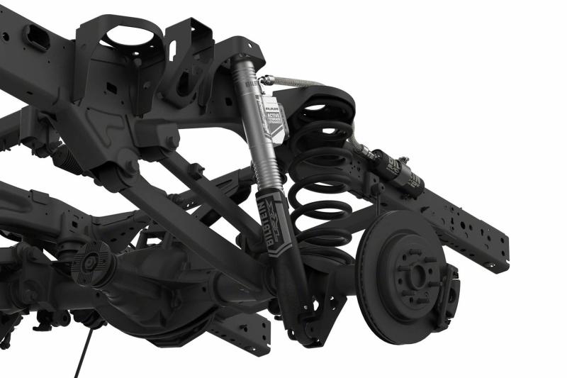 2021 Ram 1500 TRX Rear Suspension