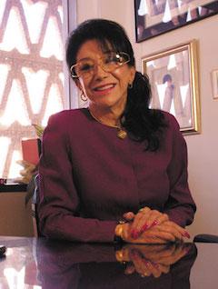 Senator Cajero Bedford
