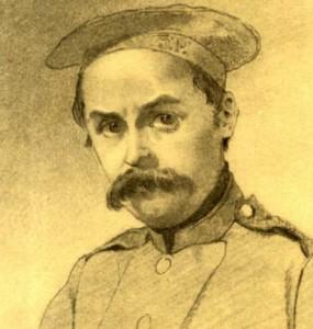 Shevchenko'sSelfportait 1847