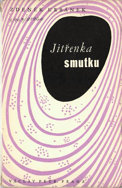 Urbanek Jitrenka smutku cover