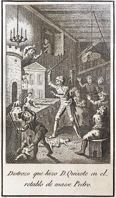 Quixote puppets 1808
