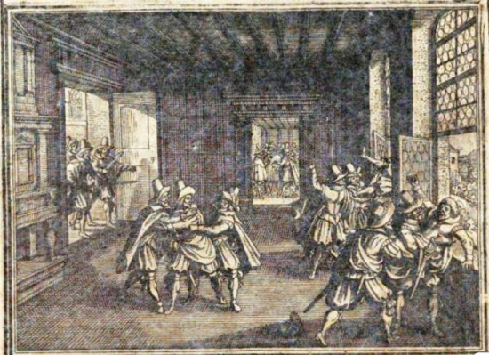 Defenestration Theatrum Europeaum 800.m.3-5
