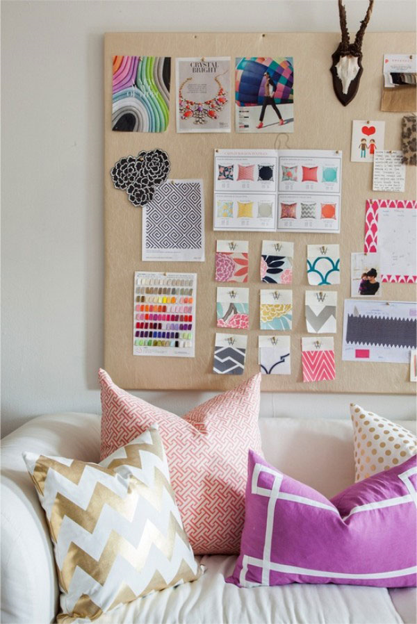 DIY to Try: Inspirational Boards by Glitter Guide