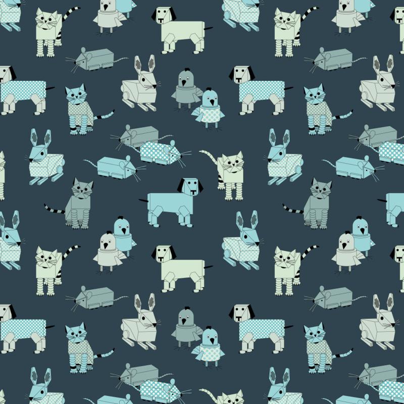 Robot Animals by Eulen&Lerchen