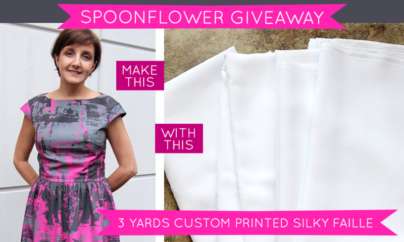 Win Three Yards of Silky Faille