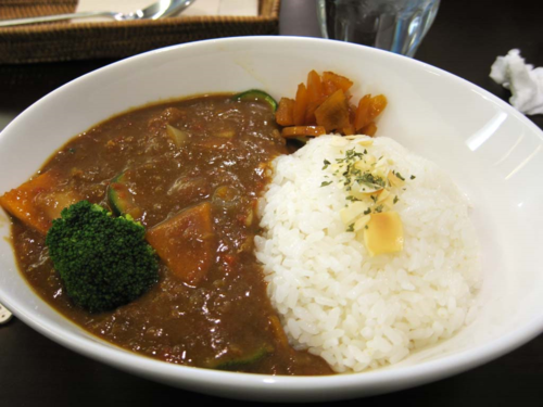 Japanese curry rice. Photo by (c)Tomo.Yun  http://www.yunphoto.net