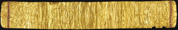 Burmese gold