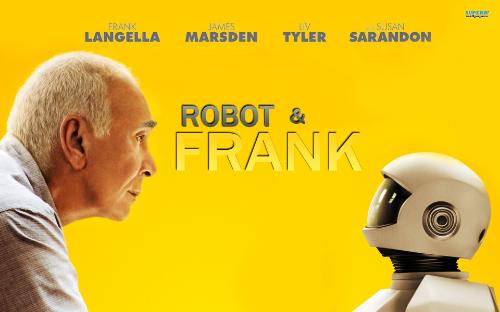 Poster de la película Robot & Frank